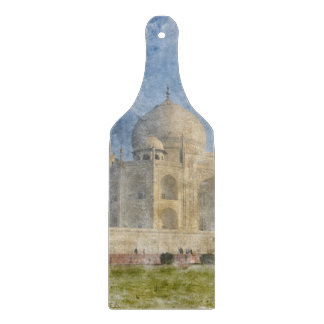Taj Mahal in Agra India Cutting Board