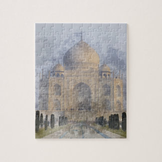 Taj Mahal in Agra India Puzzles