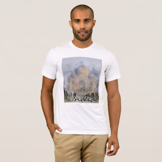 Taj Mahal in Agra India T-Shirt