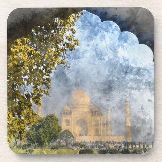 Taj Mahal in India Coasters