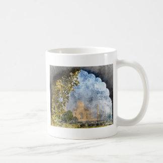 Taj Mahal in India Coffee Mug