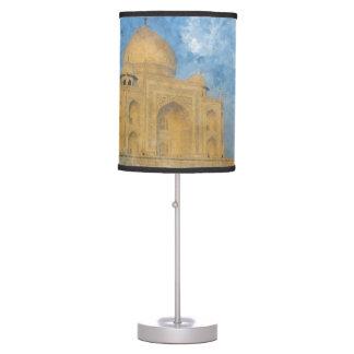 Taj Mahal in India Table Lamp
