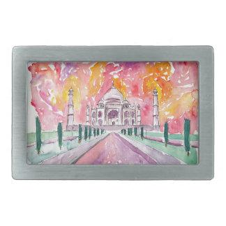 Taj Mahal India Belt Buckles