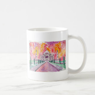 Taj Mahal India Coffee Mug