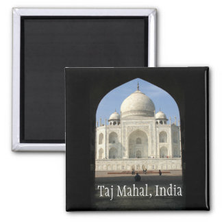 Taj Mahal India magnet