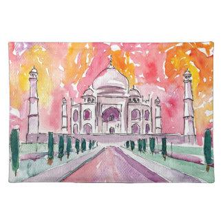 Taj Mahal India Placemat