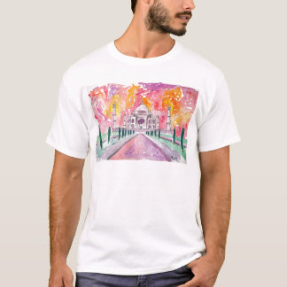 Taj Mahal India T-Shirt