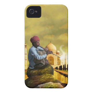 Taj Mahal iPhone 4 Cover