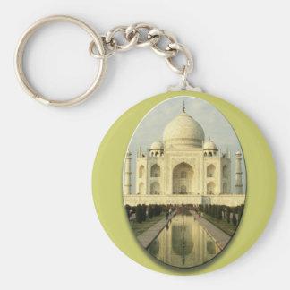 Taj Mahal Keychain