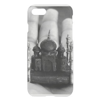 taj mahal micro art iphone case