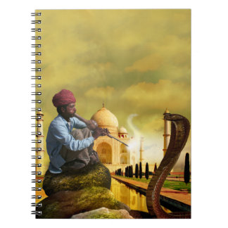 Taj Mahal Note Book