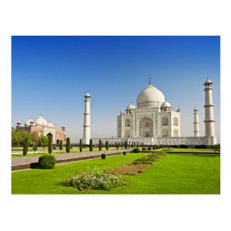 Taj Mahal Palace of India Postcard