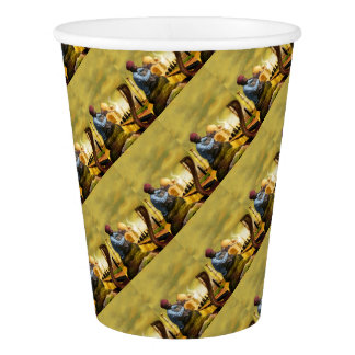 Taj Mahal Paper Cup