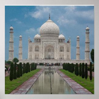 Taj Mahal Poster