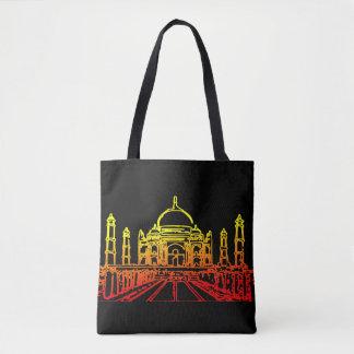 Taj Mahal Tot Bag