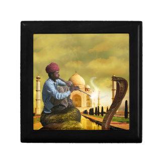 Taj Mahal Trinket Boxes