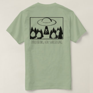 taj - WE ARE NOT ALONE T-Shirt