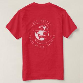 taj - WORLD IN THERE HANDS T-Shirt