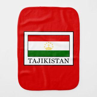 Tajikistan Burp Cloth