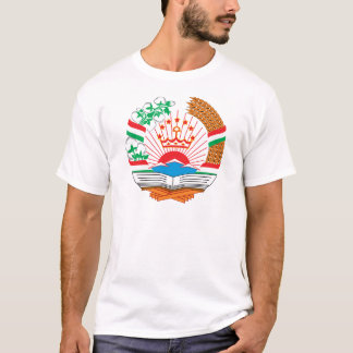 Tajikistan coat of arms T-Shirt