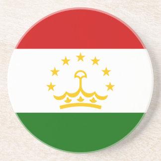 Tajikistan Flag Coaster