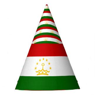 Tajikistan Flag Party Hat