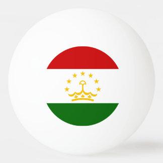 Tajikistan Flag Ping Pong Ball