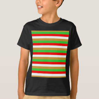 Tajikistan flag stripes T-Shirt