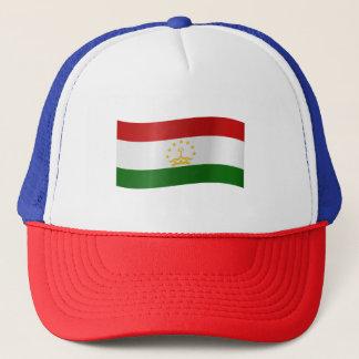 Tajikistan Flag Trucker Hat