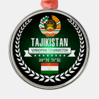 Tajikistan Metal Ornament