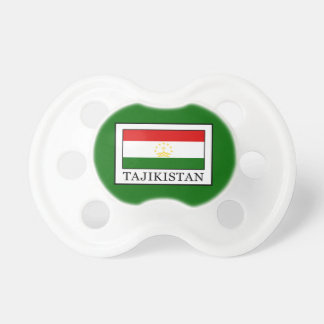 Tajikistan Pacifier