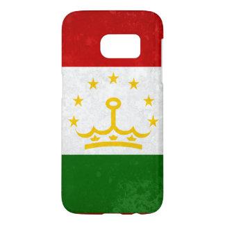 Tajikistan Samsung Galaxy S7 Case