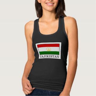 Tajikistan Tank Top