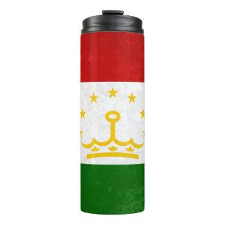 Tajikistan Thermal Tumbler