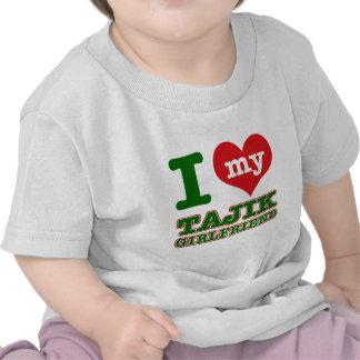 Tajikistan wife tee shirt