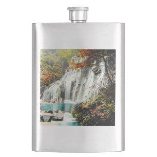 TAKAGI Glass Magic Lantern AMADARE WATERFALL Flasks