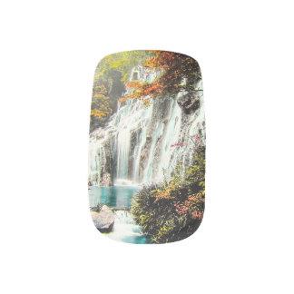 TAKAGI Glass Magic Lantern AMADARE WATERFALL Nail Sticker