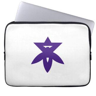 Takatsuki city flag Osaka prefecture japan symbol Laptop Computer Sleeves