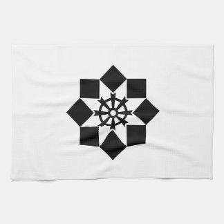 Takayanagi pinwheel kitchen towel