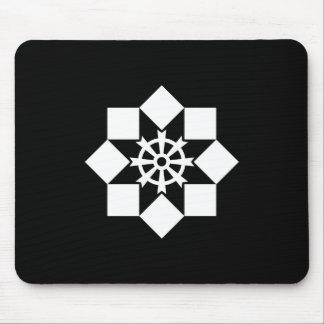 Takayanagi pinwheel mouse pad