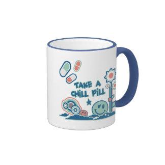 Take a Chill Pill Mugs