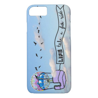 take a fun ride iPhone 7 case