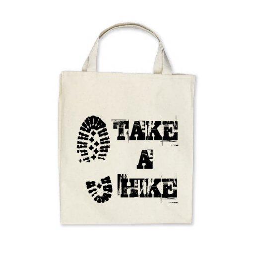 Take a Hike Bags