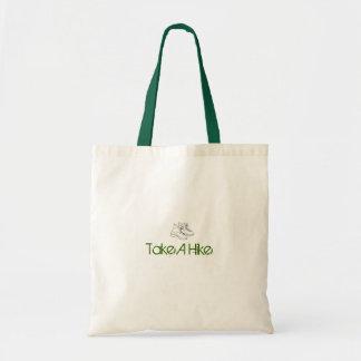 Take A Hike Budget Tote Bag