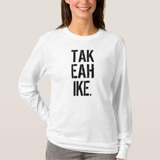 Take A Hike Hiking Shirt Backpack Name on Back
