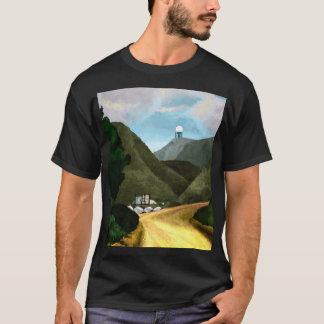 Take a hike. Men's Basic Dark T-Shirt