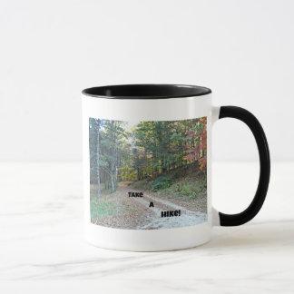 Take a Hike! Mug