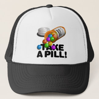 TAKE A PILL CAP