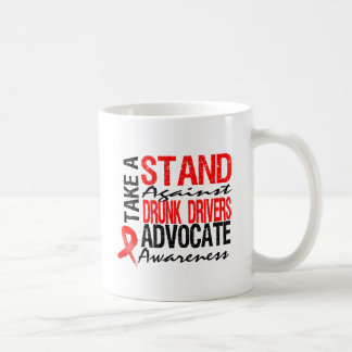Take A Stand Against Drunk Driving Mugs