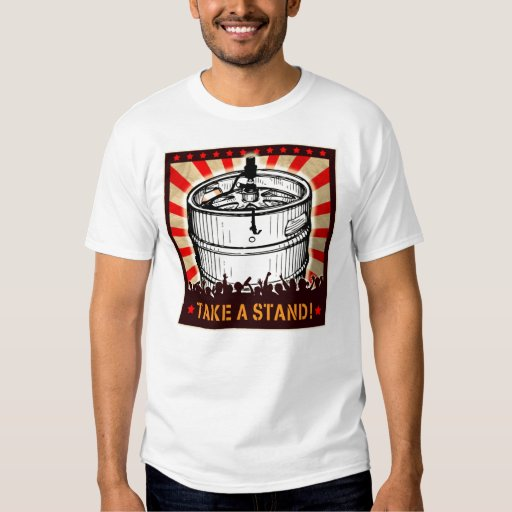 Take A Stand Tshirts